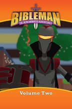 Bibleman: The Animated Adventures Volume 2