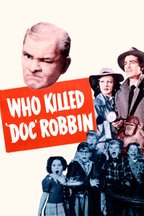 Who Killed Doc Robinson