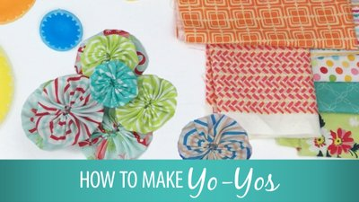 How to Make Yo-Yos