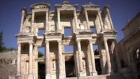 Drive Thru History: Ancient - Ancient Ephesus and the Apostle Paul, Letter to the Ephesians, Roman Ruins, Library of Celsus, Artemis Temple, Ephesus riot of Acts 19.