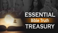 Essential Bible Truth Treasury #2: God