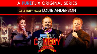 Comedy All Stars: Louie Anderson (Season 1)