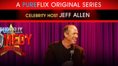 Comedy All Stars: Jeff Allen (Season 1)