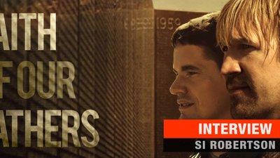 Interview - Si Robertson