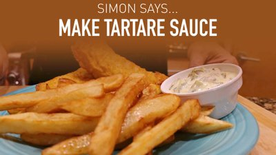 Make Tartar Sauce
