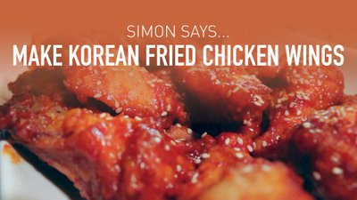 Make Korean Fried Chicken
