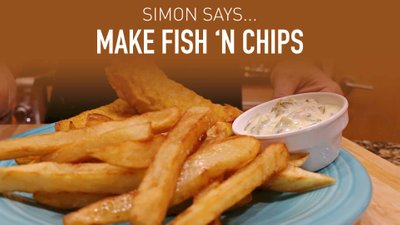 Make Fish 'N Chips