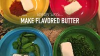 Make Flavored Butter