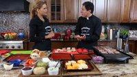 Celebrity Chef Kersti Bowser, Sliders