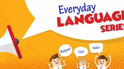 Everyday Language Series (Season 1)
