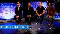 Inspiration & Newsboys Challenge