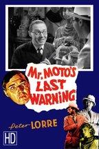 Mr. Moto's Last Warning [HD]
