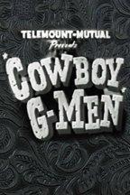 Classic Cowboy G-Men