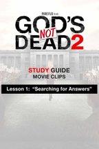 God's Not Dead 2: Study Guide