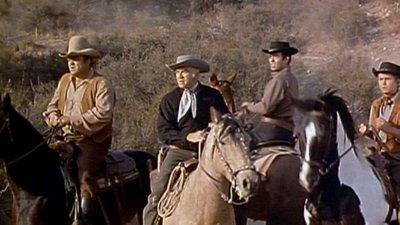 The Spanish Grant (Bonanza Season 1)