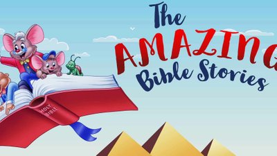 The Amazing Bible Series: Amazing Children