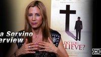 Mira Sorvino - Interview