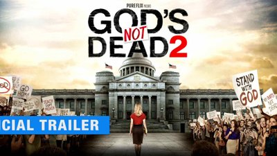 God's Not Dead 2: Official Trailer