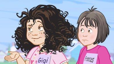 GiGi and the Purple Ponies